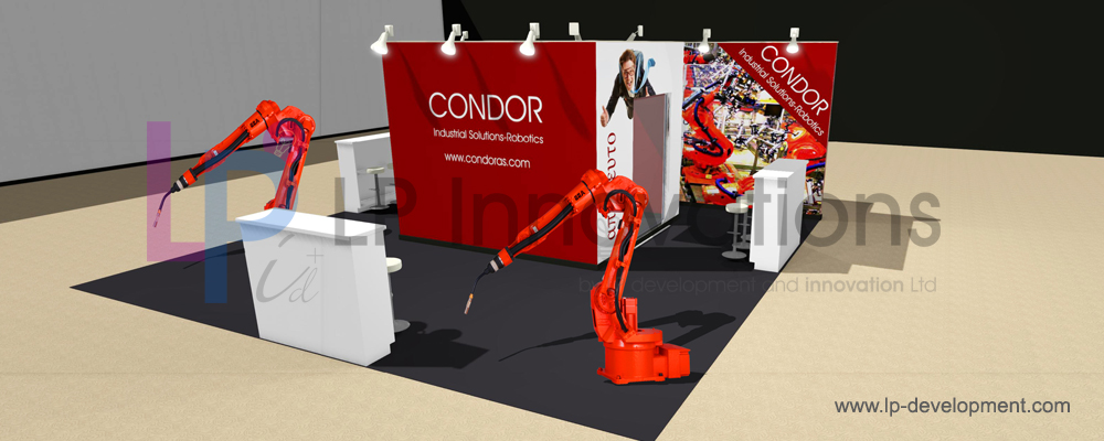 Marketing Ideas For Exhibition Stand : Lp development and innovation ltd innovative ideas it services