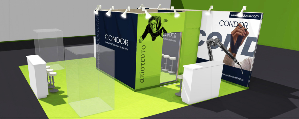 Exhibition Stand Services : Lp development and innovation ltd innovative ideas it services